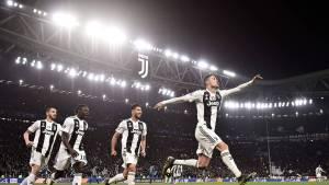 Juventus UCL (AFP)